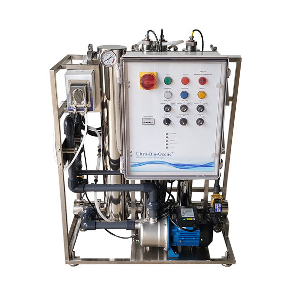 Wasseraufbereitung, U-B-O 240W