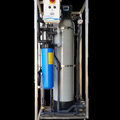 trinkwasseraufbereitung anlage